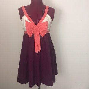 Eloise [Anthro] Bow Dress ⚓️